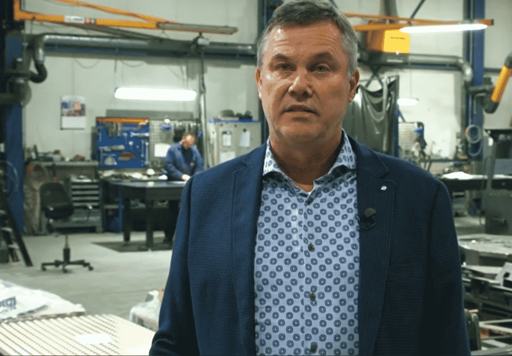 Luc Holtslag,KIM Apparatenbouw Doetinchem