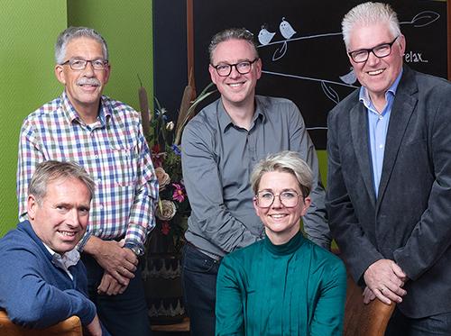 Projectteam Winterswijk Achterhoek Onderneemt Duurzaam.