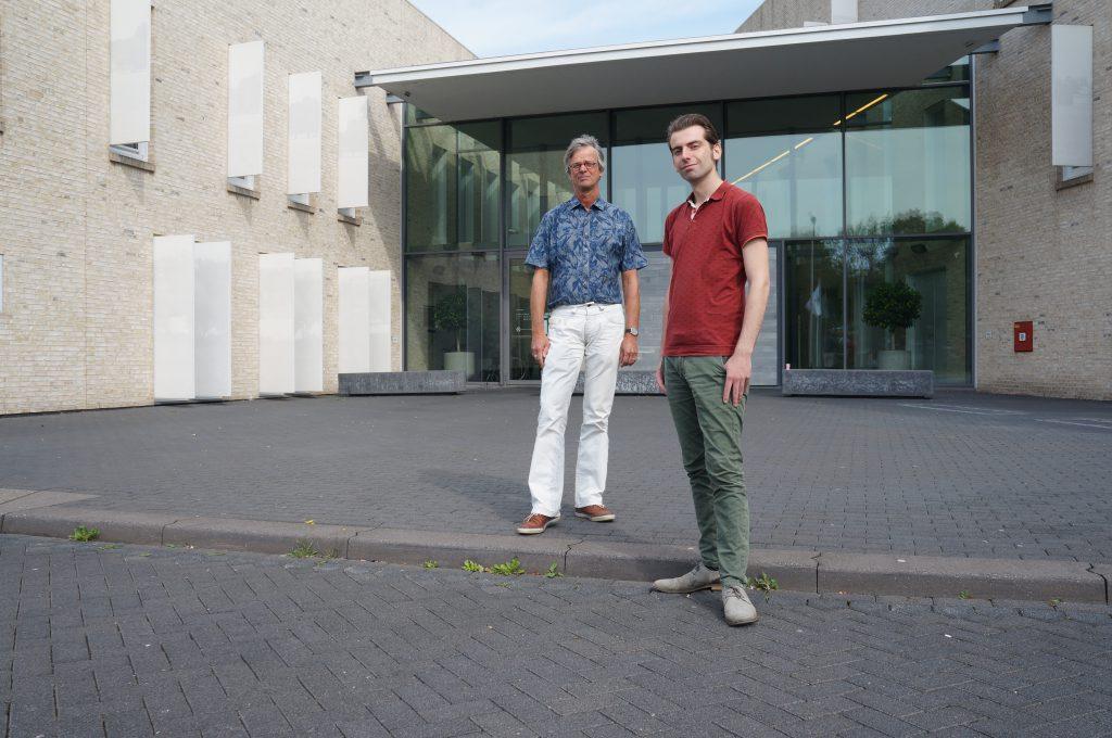 Erik Mol en Paul Hofman